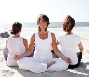Yoga auf Sylt