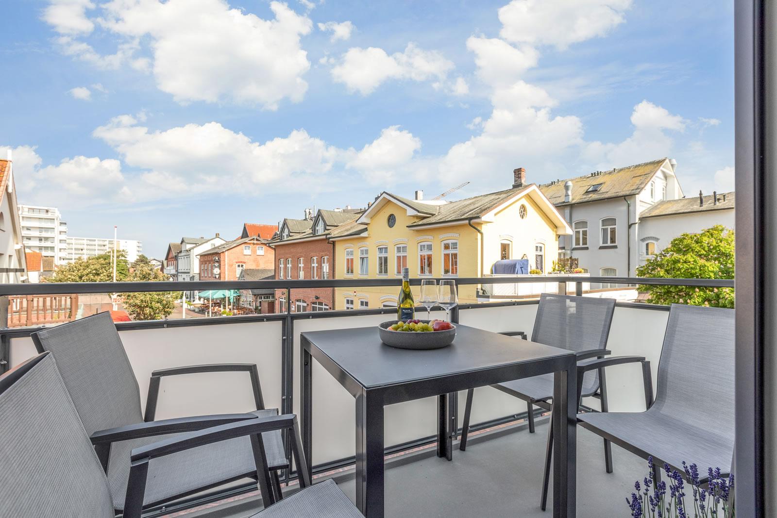 Sylter Stadtperle Wohnung Seepferdchen Westerland